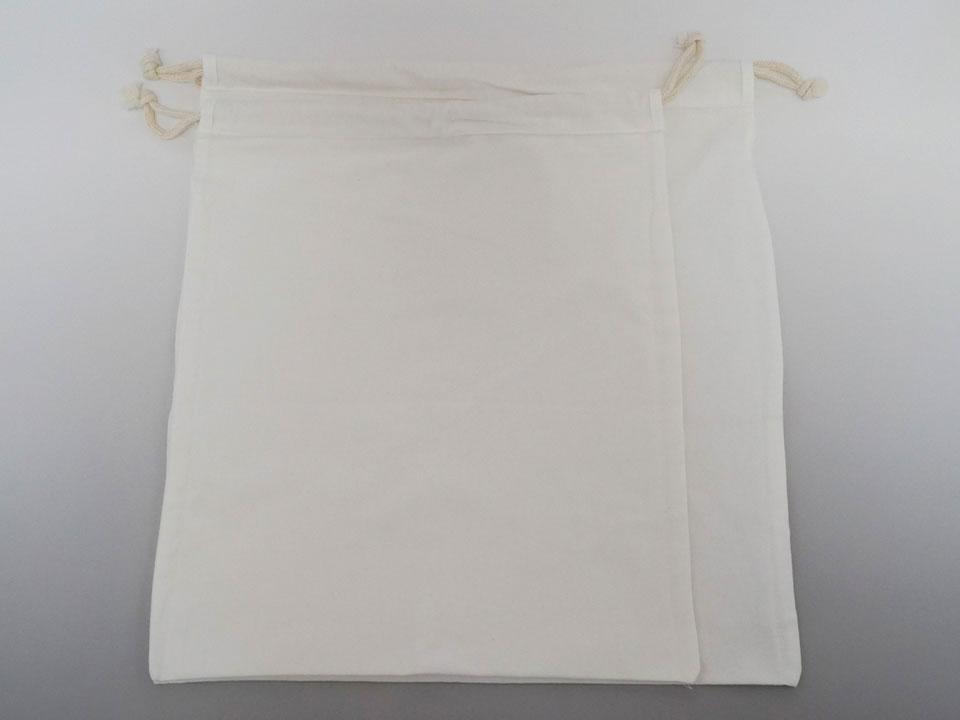 ネル地(平織・薄手) だしこし布・コーヒードリップ用布・だしこし袋