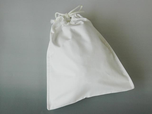 ネル地(綾織) だしこし袋