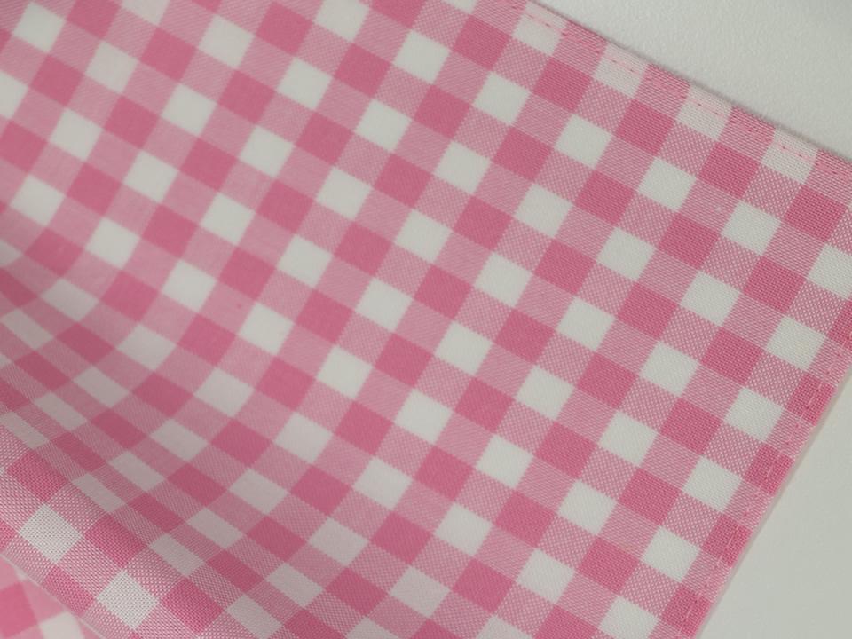 ナプキン(ギンガムチェック) ピンク